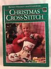 Christmas Counted Cross Stitch Better Homes Gardens Stockings Samplers Nativity