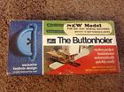Geist The Buttonholer Vintage automatic buttonhole stitch attachment made in USA