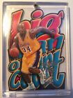 1996-97 Skybox Z Force Big Man on Court SHAQUILLE O'NEAL Los Angeles Lakers