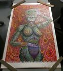 Electric Daisy Carnival 2016 Emek Screenprint Poster xx 100 Signed Numbered