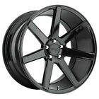 NICHE Verona M168 Rim 18X8 5x45 Offset 40 Gloss Black Quantity of 1