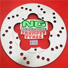 PIAGGIO 50 FLY 4T CHINA ENGINE 06 07 NG FRONT BRAKE DISC OE QUALITY UPGRADE 610