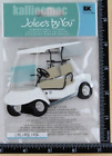 Jolees GOLF CART BY YOU Stickers