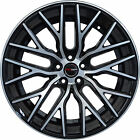 4 GWG Wheels 20 inch Black FLARE Rims fits SUBARU B9 TRIBECA 2006 2007