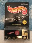 Hot Wheels Highway Hauler Limited Edition 8000 Real Riders GOLD