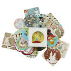38 pcs bag Diary Decoration Scrapbooking DIY Cute Kawaii Paper Sticker Ani N2L6