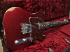 Fender CS 2017 NAMM Show Limited Edition 1963 Telecaster Relic Candy Apple Red