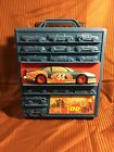 Hot Wheels Diecast Cars Trucks Vehicles Lot #1, with case