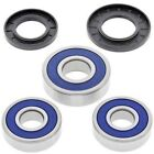 Honda VF750F Interceptor 750 1983-1984 Rear Wheel Bearings And Seals