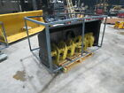 68 inch skid steer snowblower NEW caterpillar Bobcat Mustang ASV Volvo Case Gehl