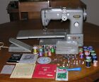 PFAFF 332 Sewing Machine with Many Accessories and Sewing Supplies