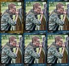 Topps The Walking Dead Fear UNSUNG HEROES ERIC RALEIGH 1x Gold 5x Blue Digital