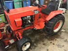 Case 446 garden tractor all hydro with three point hitch and hydro PTO