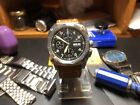 Junghans Meister Pilot Chronscope Watch Black Dial Numerals by Junghans 027/4522