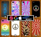 Peace Phone Case Cover Colourful Sign Google Pixel 2 Note 8 a3 iPhone X + 8 83