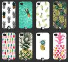 Pineapple Phone Case Cover Cute Pink Pattern Tumblr Novelty Fruit Cool Funny 354
