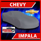 Chevy Impala Car Cover - Ultimate Full Custom-fit All Weather Protection