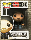 RARE Opie Winston Funko Pop Television Sons Of Anarchy VAULTED Vinyl Figure # 91