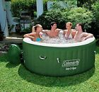Inflatable Hot Tub Spa 4-6 Person Lay Z Pool Palm Premium Heated Portable Filter