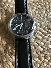 Mint Sinn Flieger 356 Automatic Chronograph With Box & Papers w/ new H-link