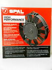 Spal 30101522 Puller Fan 12 Medium Profile  Curved Blade For Use W 25Amp Fu