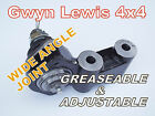 Land Rover Defender Discovery A frame joint in housing Greasable Wide Angle HD
