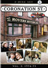 Coronation Street: The 70s, Vol. 3 - 1974-1975 (DVD, 2012, 2-Disc Set) * NEW *