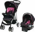 Graco LiteRider Click Connect Travel System Stroller Infant Car Seat BASE BABY
