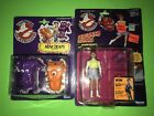 Vintage Real Ghostbusters Screaming Heroes Janine Melnitz  Mini Traps By Kenner