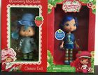NIB Strawberry Shortcake Blueberry Muffin 2pk Classic Doll Then