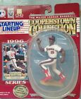 ROD CAREW 1996 COOPERSTOWN STARTING LINEUP ANAHEIM CONVENTION + BASEBALL CARD