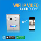 Wireless IP Video Door Phone Global Intercome Systems for Smartphoe 3G 4G WIFI