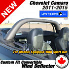 Love The Drive Convertible Wind Deflector For Chevy Camaro 11 15 With Sport Bar