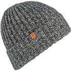 Burton Branch Beanie Winter Hat Unisex Knitted Cap Slouch Chunky Knitted