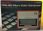Radio Shack Micro Color Computer Model MC-10 TRS-80 with 16K Ram Expansion