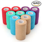 Vet Tape Wrap waterproof self adhesive bandages elastic For Pets Horse Dog Cat