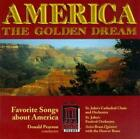 America the Golden Dream (St. Johns Choir, Pearson) CD (2005)