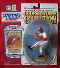 Starting Lineup 1995 Series Bob Gibson MLB Figure NIB Cooperstown Collection