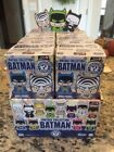 Funko Mystery Minis- BATMAN VINTAGE COLLECTION- GAMESTOP EXCLUSIVES- CASE OF 12