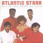 Atlantic Starr : All in the Name of Love Soul/R & B 1 Disc CD