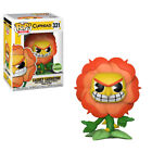 Funko POP! Games Cuphead Cagney Carnation #331 ECCC 2018 Exclusive NEW Limited