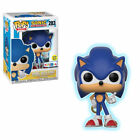 Funko POP! Games Sonic the Hedgehog 3.75 inch GITD Sonic with Ring Exclusive NEW