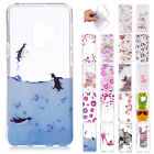 For Samsung Galaxy S9 S9 Plus Pattern Rubber Soft TPU Silicone Phone Case Cover