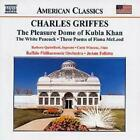 Charles Tomlinson Griffes : Pleasure Dome of Kubla Khan, The, White Peacock