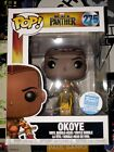 FUNKO POP! MARVEL BLACK PANTHER OKOYE Limited Edition #275 Funko Shop Exclusive
