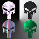 Punisher Decal Punisher Sticker Choose Specialty Color  Size