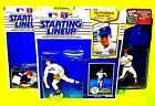 1989 NOLAN RYAN STARTING LINEUP RAREST FIGURE THERE IS 2 Free Chris Sabo Figures