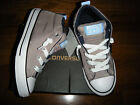Youth Boys CONVERSE CT ALL STAR Street Mid Blue Gray Volt Sneakers size 3 NIB