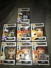 FUNKO TELEVISION THUNDERCATS POP COLLECTION SDCC 480 1000 FLOCKED LION-O LOT