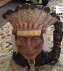 Co. Limited North American Indian Mug Collectible COPR 1966
